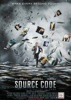 'Código fuente' de Duncan Jones, cartel