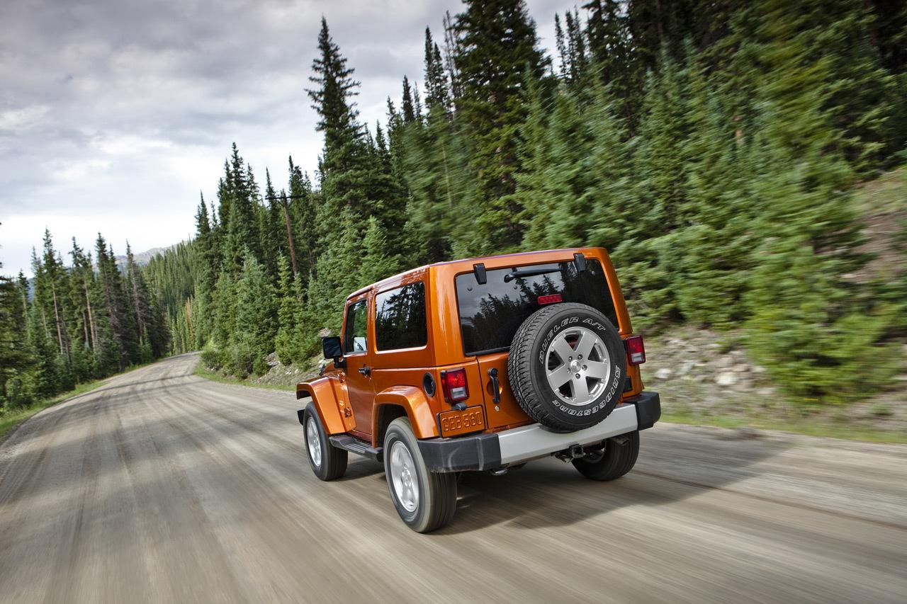 Foto de 2011 Jeep Wrangler (8/27)