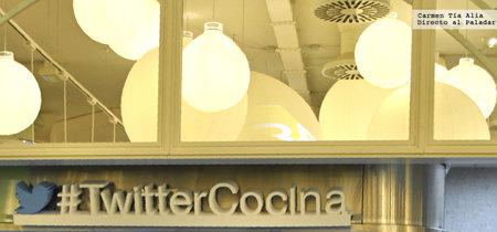 Dani García improvisa cuatro platos en el primer showcooking en directo de #TwitterCocina