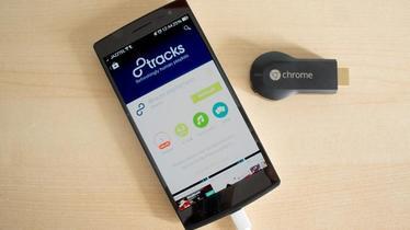 8tracks, nueva opción para enviar música de tu móvil al stick de Google