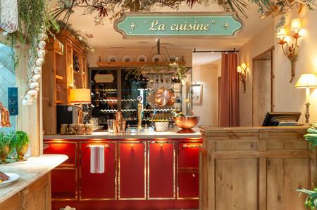 Restaurante francés en Madrid