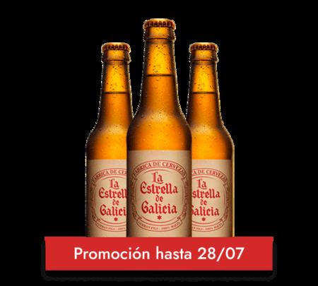La Estrella De Galicia 33cl