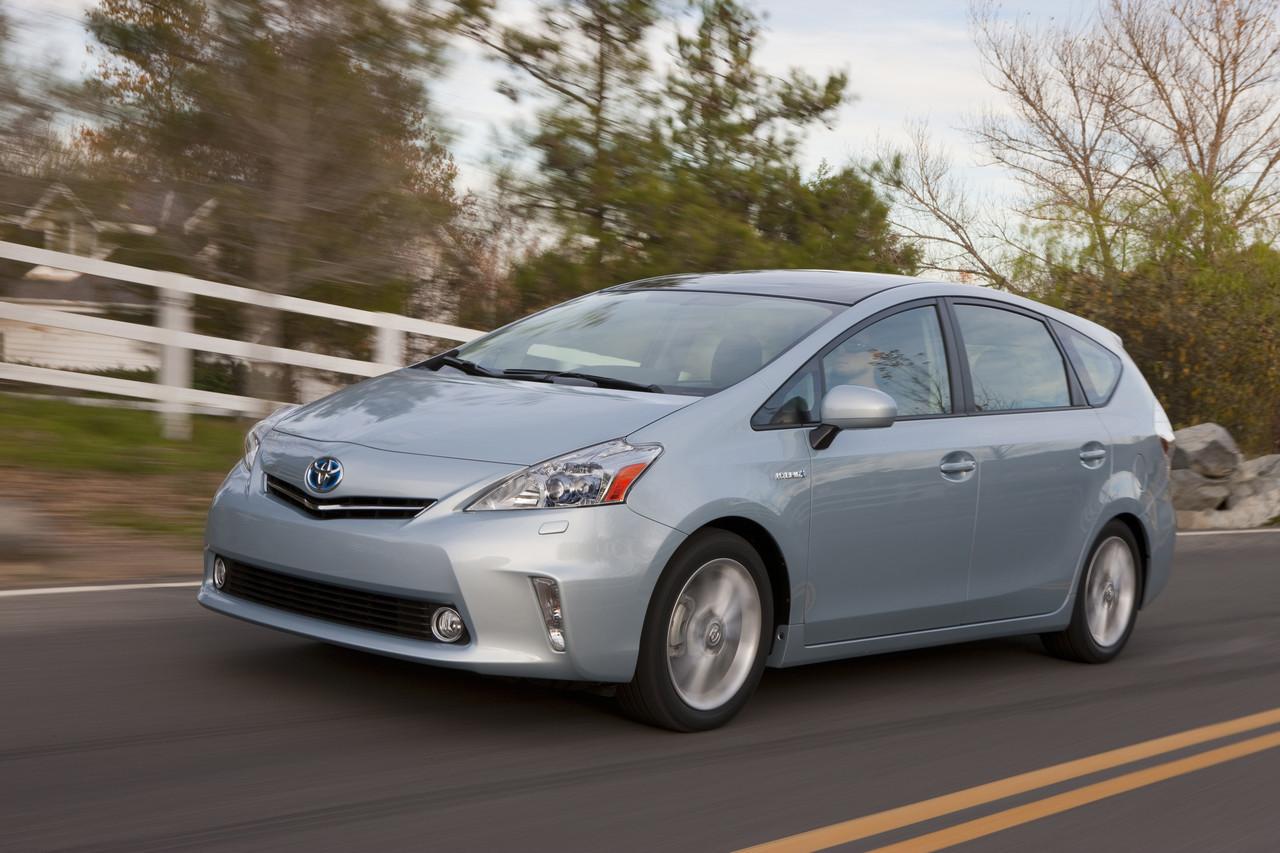 Foto de 2011 Toyota Prius v (36/77)