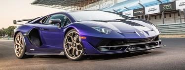 El sucesor del Lamborghini Aventador llegará hasta el 2024