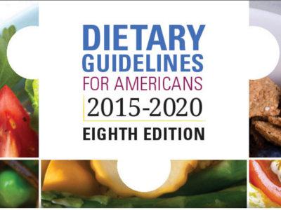 Nuevas Guías Alimentarias Norteamericanas: sin límites para el colesterol, pero con restricciones sobre grasas saturadas
