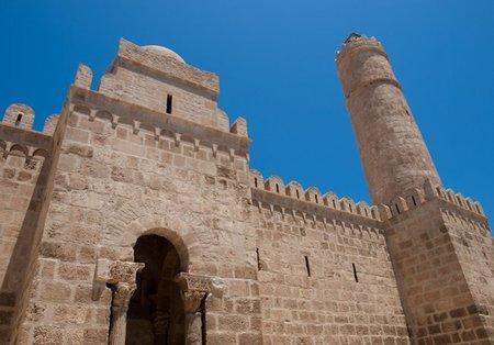 "El ribat de Sousse o ""Monasterio de los Monjes Guerreros"""