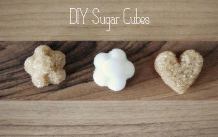 DIY: Personaliza los terrones de azúcar para el café de mil y una formas