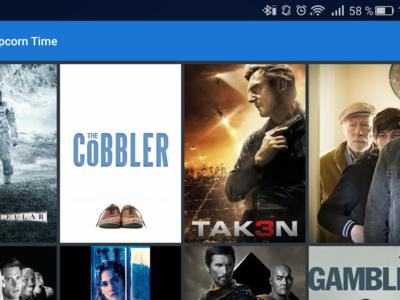 Popcorn Time en Android, a fondo