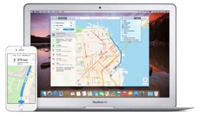 Responsables del desarrollo de los mapas de Apple abandonan su puesto para entrar en Uber