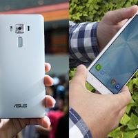 Asus Zenfone 3 y Zenfone 3 Deluxe, primeras impresiones