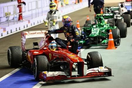 La FIA no quiere más pilotos-taxistas
