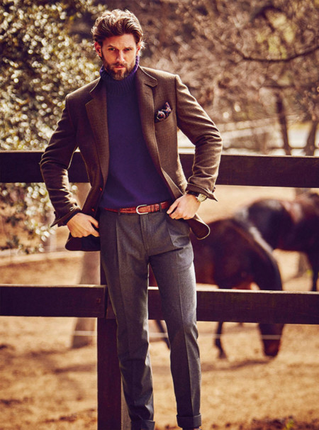 Rj Rogenski Massimo Dutti Country Lux Lookbook 003