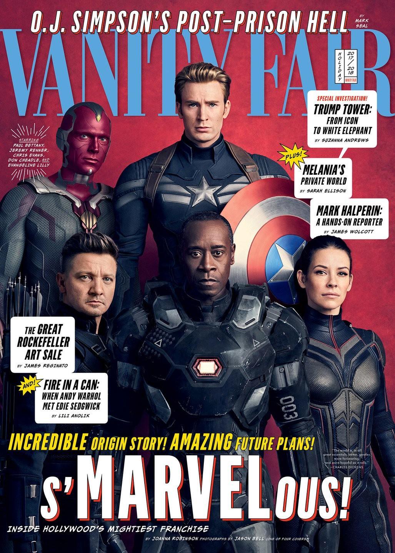 Foto de Los Vengadores de Marvel reunidos por el 10º aniversario (3/11)