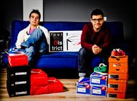 """""""Lo importante de una idea es que haya mercado para ella"""", Ignacio Bermúdez y Diego Martínez, cofundadores de FootDistrict"""