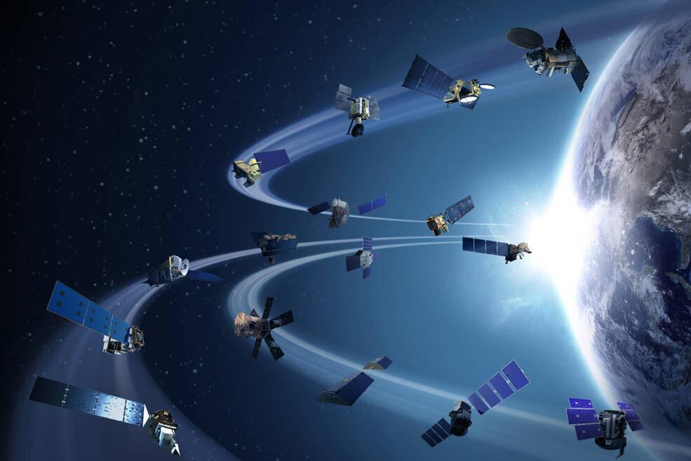 SpaceX y la NASA firman un acuerdo de seguridad: los satélites Starlink se coordinarán para evitar chocar con naves y satélites