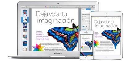 iWork y iLife se actualizan para OS X e iOS pasando a ser gratuitas