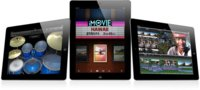 Apple actualiza las versiones para iOS de iMovie y GarageBand