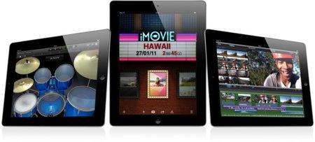 Apple actualiza las versiones para iOS de iMovie y GarageBand