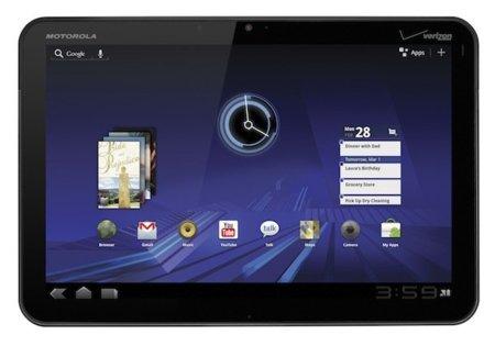 Apple arremete contra Motorola, dice que el Xoom es una copia del iPad