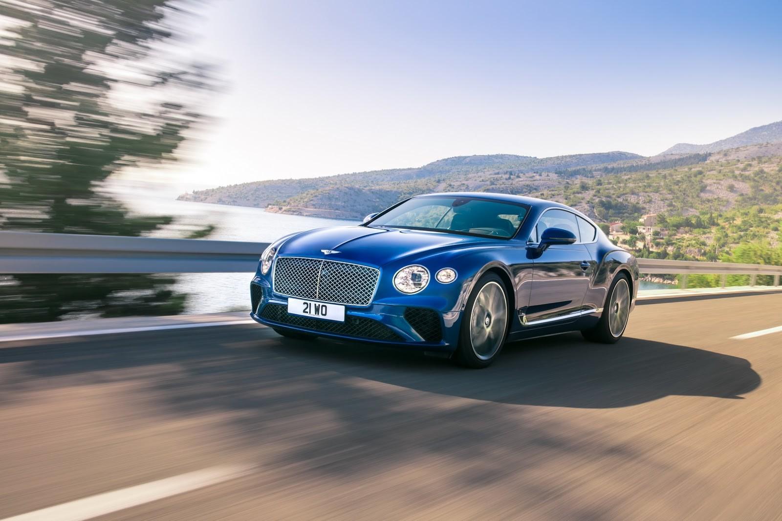 Foto de Bentley Contienetal GT 2018 (30/30)