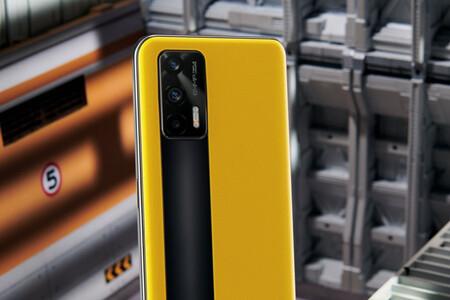 Realme GT: el primer móvil de Realme con Snapdragon 888 también tiene pantalla a 120 Hz y carga rápida de 65W