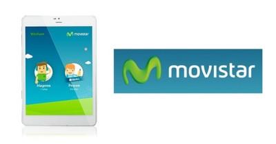 Weshare, la tablet familiar de Movistar, llega al catálogo del operador por 10.41 euros al mes