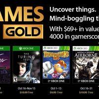Gone Home: Console Edition y Medal of Honor: Airborne  entre los Juegos con Gold de octubre