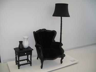 ¿Pondrías un mueble quemado en tu casa?