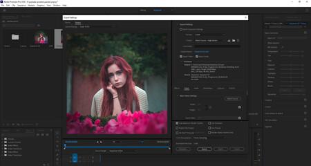 exportar video en premiere