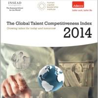 Informe el Insead Global Talent Competitiveness Index 2014