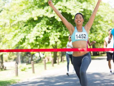 Así es como la meditación puede ayudarte a terminar una maratón