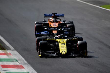 Ricciardo Sainz F1 2019