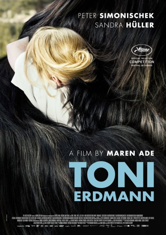 Toni Erdman Poster
