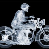 Nick Veasey, radiografías de lo cotidiano