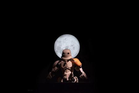 Quien No Ha Mirado Estos Dias La Luna