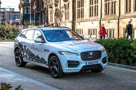 Jaguar Land Rover ya prueba sus vehículos autónomos en carreteras de Reino Unido