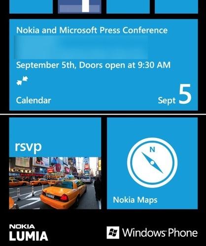 Nokia y Microsoft anuncian evento sobre Windows Phone para el 5 de septiembre