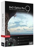 DxO Labs lanza la versión 9.0.1 de su software de edición profesional Optics Pro