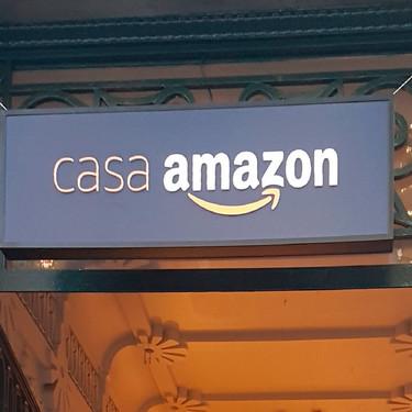 Amazon abre tienda física en Madrid durante los días de Black Friday para que puedas ver, tocar y elegir los productos que tendrán grandes descuentos