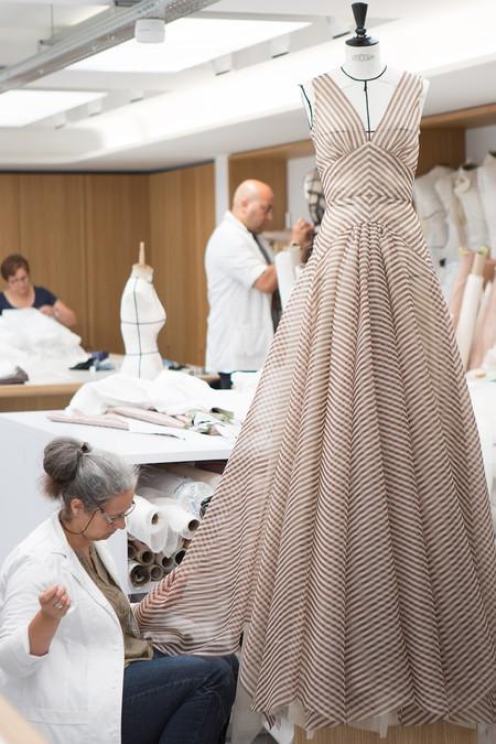 Dior Haute Couture Autumn Winter 2018 19 Savoir Faire Look 45 C Sophie Carre