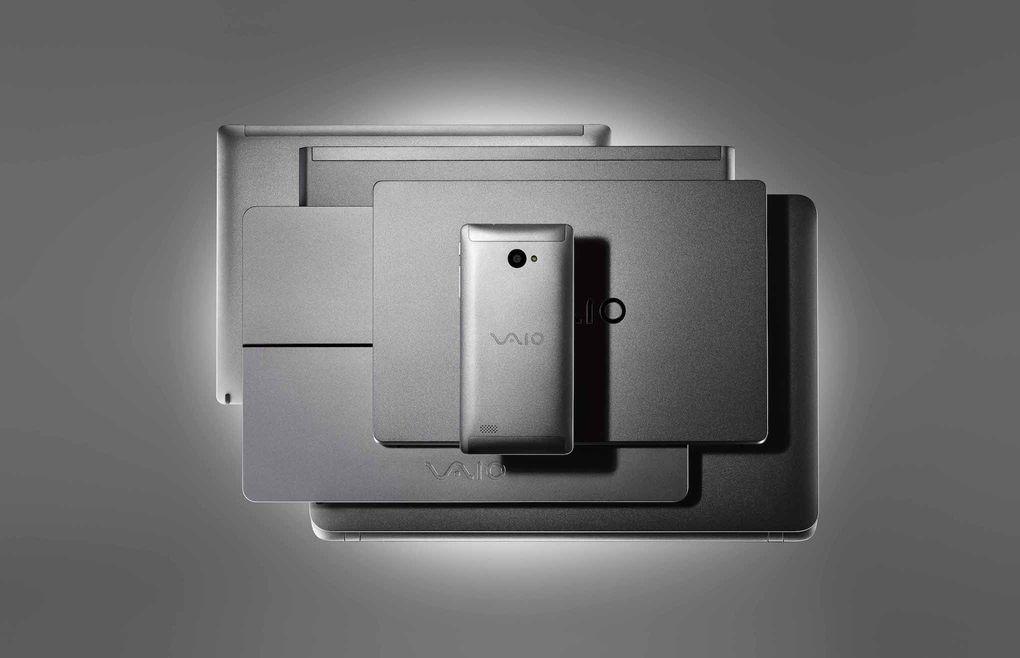 Vaio Phone Biz Silver Kv 0