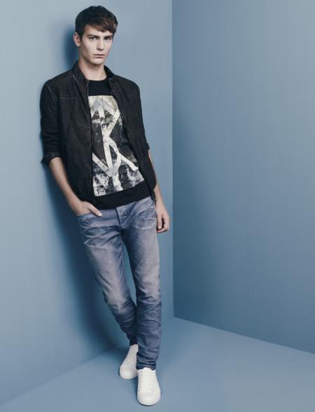 Calvin Klein Jeans apuesta por prendas utilitarias para el otoño