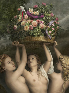 "La ""Rubens Fantasy"" de Christian Louboutin para este invierno"