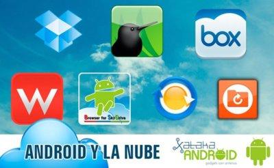 Android en la nube: Comparativa de servicios