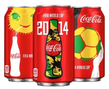 Coca-Cola se vuelve carioca y también celebra el Mundial de Fútbol de Brasil 2014