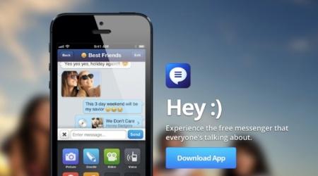 MessageMe: todavía hay sitio para más servicios de mensajería