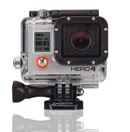 GoPro Hero 4 ¿video 4k y 1080p 120fps?