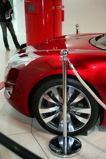 Foto de Citroën C-Métisse (1/12)