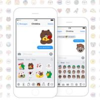 Line lanza un teclado de emojis para los usuarios de iOS