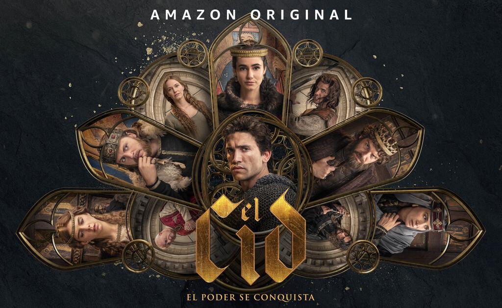 'El Cid': Amazon lanza el violento tráiler final y la fecha de estreno de la temporada 2 de la serie con Jaime Lorente